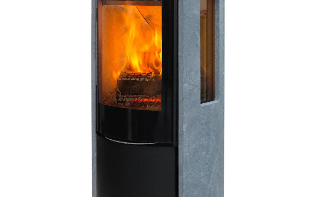 Cozy Modern Soapstone Sideglass